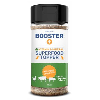 Booster + Bottle Shot Vitamin