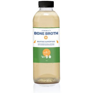 Bone Broth Bottle Kelp