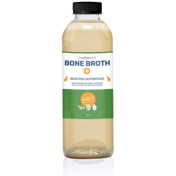 Bone Broth Bottle Kelp