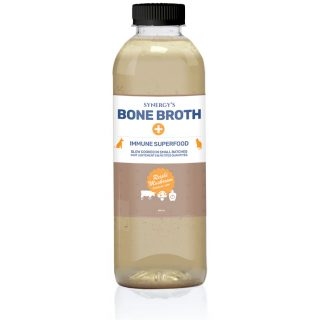 Bone Broth Bottle Mushroon